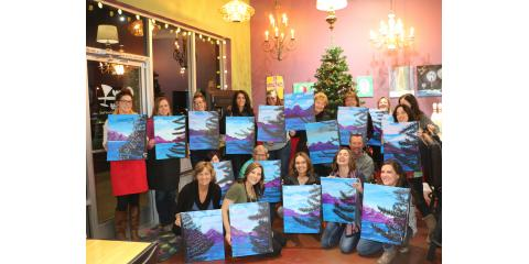 Paint N' Party: Just Perfect for Girls' Night Out!, Reno Southeast, Nevada