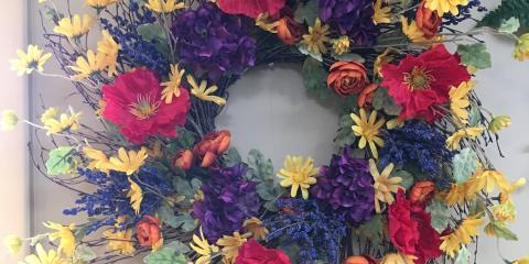 How to Enliven Your Wreaths With Floral Flourishes , Penfield, New York