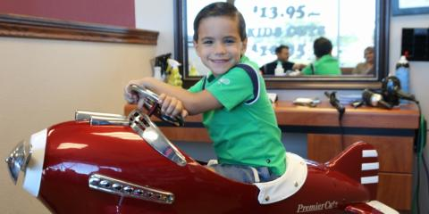 Fun & Tear-Free Kid's Haircuts at Premier Cuts of San Marcos, San Marcos, Texas