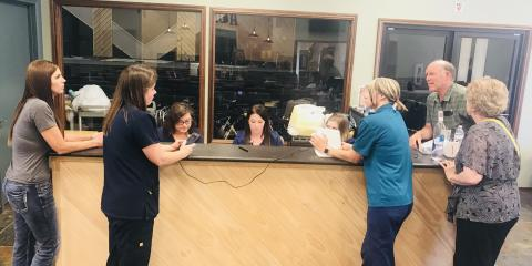 CMHS Continues to Coordinate Patient and Resident Care After Evacuation , Gatesville, Texas