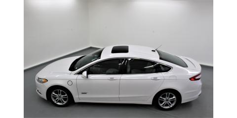 2015 Ford Fusion Titanium--Used Car Sales--Car Dealership, Midland, Missouri