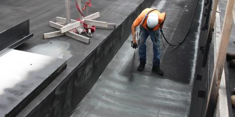 4 Benefits of Commercial Roof Coatings , St. Louis, Missouri