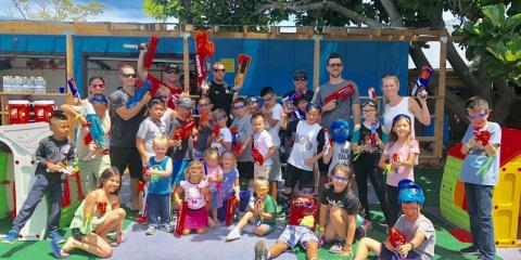 3 Reasons to Host a Nerf Battle for Your Kid's Next Birthday, Ewa, Hawaii