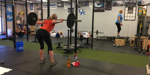 Fitness Pros Explain the Difference Between Competitive & General CrossFit®, Lexington-Fayette Central, Kentucky