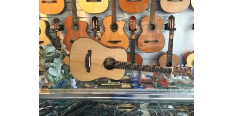 "Brand New Handmade 34"" Acoustic Guitar Outfit, Honolulu, Hawaii"
