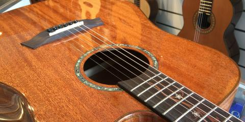Brand New Handmade Fully Solid Koa Acoustic Guitar Cutaway, Honolulu, Hawaii
