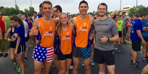 Sign Up for the Americana 5K Run/Walk, Washington, Ohio