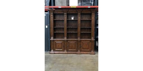 Large Bookcase Wall Fixture, ,