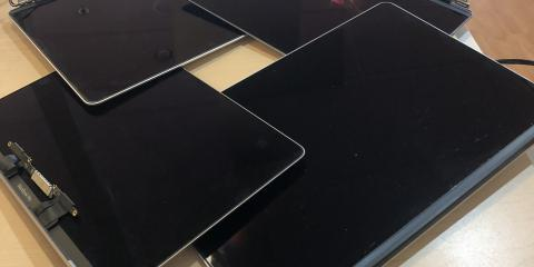 Apple MacBook® screen replacement at Experimac KoP!, King of Prussia, Pennsylvania