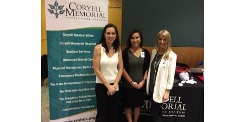 CMHS Attends Baylor S&W Post Acute Care Conference, Gatesville, Texas