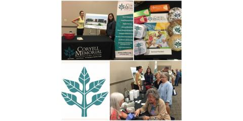 CMHS Participates in Senior Expo, Gatesville, Texas