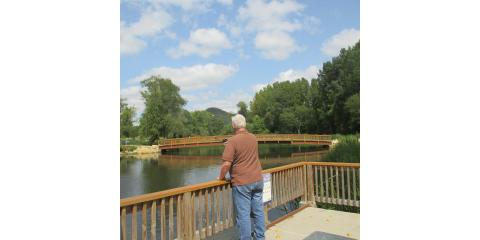 A great day for fishing & lunch at the Chad Erickson Memorial Park, La Crosse, Wisconsin