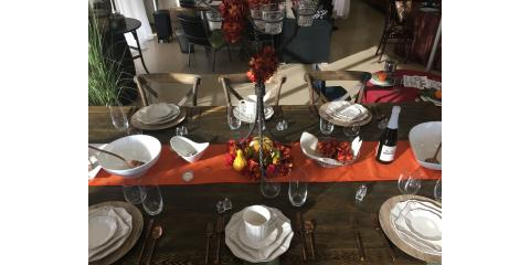 Top 5 Thanksgiving Day Rental Essentials, Lexington-Fayette, Kentucky