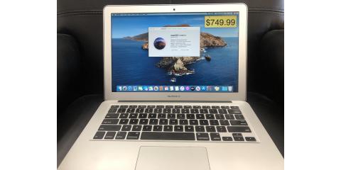 2015 MacBook Air $749.99, Gilbert, Arizona