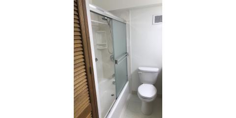 Should You Choose a Tub or Step-In Shower?, Honolulu, Hawaii