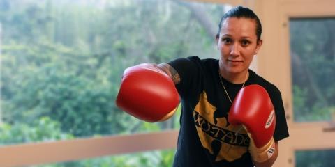 The History of Women's Boxing, Honolulu, Hawaii