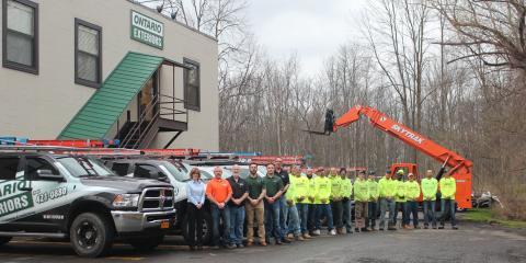 Ontario Exteriors Inc., Roofing, Services, Fairport, New York