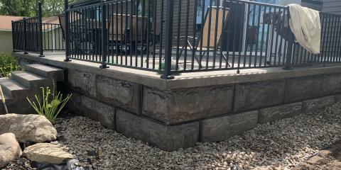 3 Ingenious Ways to Use Retaining Wall Blocks, Rushseba, Minnesota