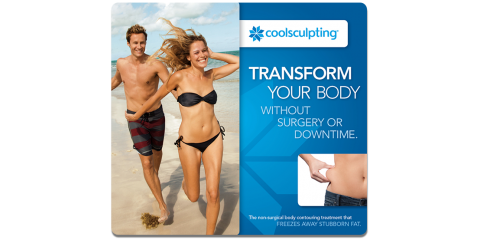 Coolsculpting Spring Gift Card 2017, Melville, New York
