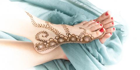 $5 Off $30 or More Henna Tattoo, Glendale, Arizona