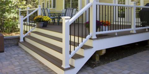 How Are Decks & Porches Different?, West Haven, Connecticut