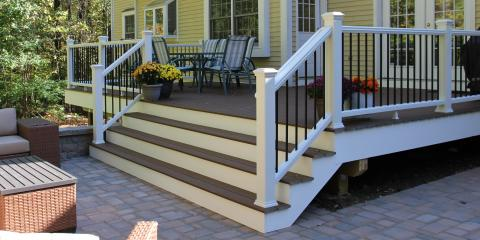 3 Tips to Ensure Your Deck Survives the Winter, West Haven, Connecticut