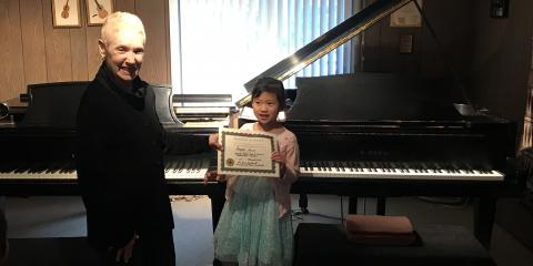 Angela's Piano Graduation Recital Recap, Clarksville, Maryland