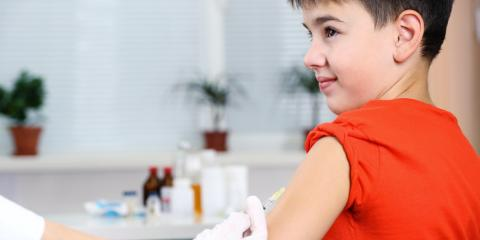 5 Reasons Kids Need Their Annual Flu Immunization, Leitchfield, Kentucky