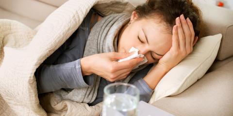 3 Ways to Decrease the Spread of Germs During Flu Season, Kannapolis, North Carolina