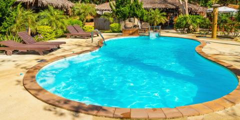 4 Popular In-Ground Pool Shapes, Robertsdale, Alabama