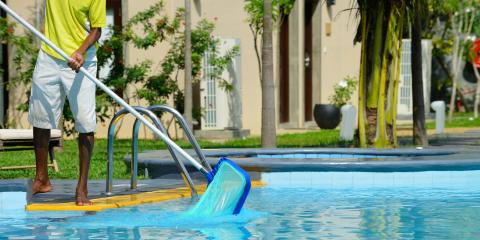 Keep Your In-Ground Pool Clean With These 5 Tips, Cincinnati, Ohio