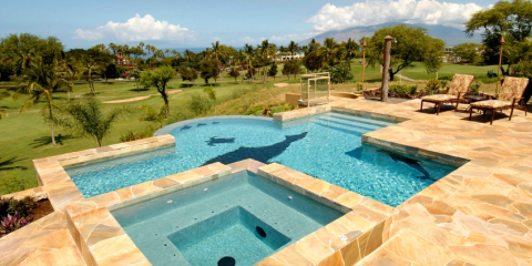 The Perks of an In-Ground Swimming Pool Over One That's Above Ground, Kahului, Hawaii