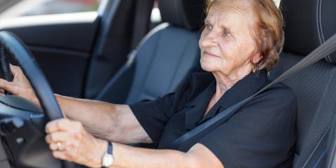3 Warning Signs a Senior Shouldn't Drive , Henderson, Kentucky