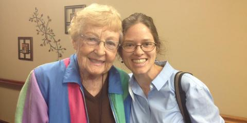 Tips For Staying in Touch With Elderly Loved Ones—From The Caregivers at Visiting Angels, St. Joseph, Minnesota