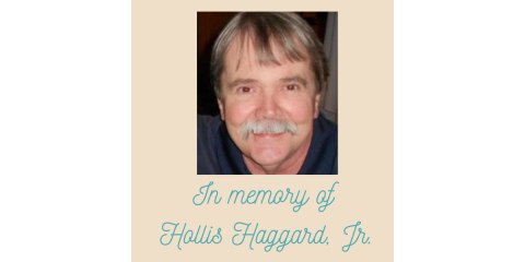 Hollis Wright Haggard, Jr., White Oak, Ohio