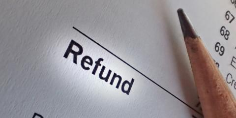 How to Use Your Income Tax Refund & Other Financial Tips, Middletown, New York
