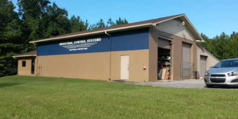 Industrial Control Systems Inc, Small Electrical Repairs, Services, Dalton, Georgia