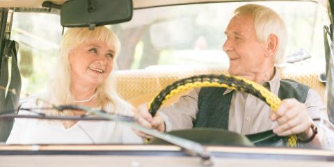 Do's & Don'ts for Driving as a Senior, Atlanta, Georgia