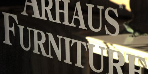 Designer TJ Schmitz Talks About The Coronado Chair from Arhaus Furniture, Washington, Ohio
