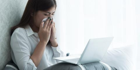 How to Fight Allergy Symptoms Using Your HVAC System, Newark, Ohio