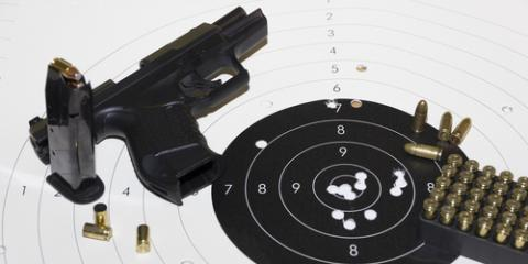 Which Ammunition Should You Use at an Indoor Shooting Range?, Columbia, Illinois