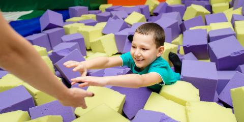 Totter's Otterville: An Affordable, Fun, & Interactive Indoor Play Area, Covington, Kentucky