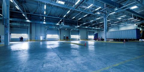 3 Common Types of Industrial Flooring & How to Choose the Right One, Monroe, Ohio