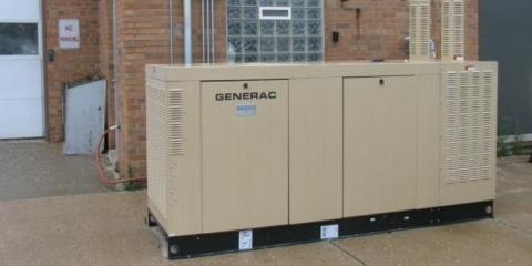 Generator Rentals keep the power on! , Roanoke, Texas