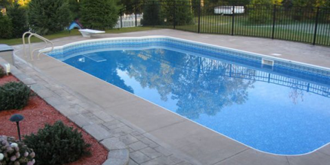 Spotlight on top monroe county swimming pool designs for Pool design rochester ny