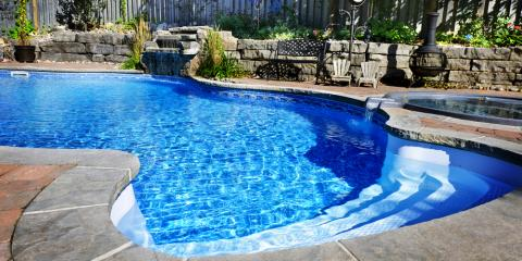 4 Striking Designs for In-Ground Swimming Pools - Captain Cook Pool ...