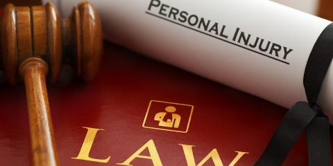 6 Common Personal Injury Claims & Damages, Hartford, Connecticut