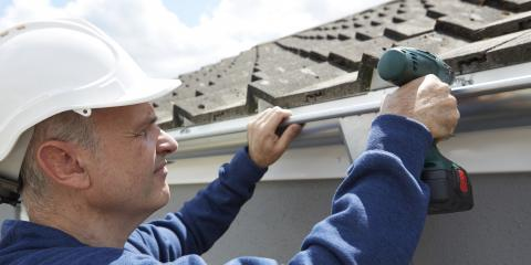 4 Ways Replacing Your Gutters Will Help Sell Your House, Lincoln, Nebraska