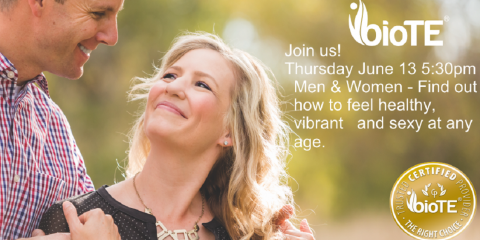 Bio-Identical  HRT Patient Seminar June 13th, 5:30pm, Mountain Home, Arkansas