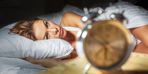 What Causes Insomnia?, Kalispell, Montana